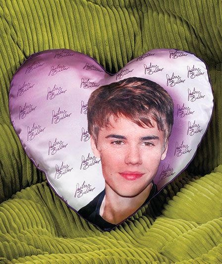 Justin Bieber Pillow Or Comforter Set Lakeside Collection