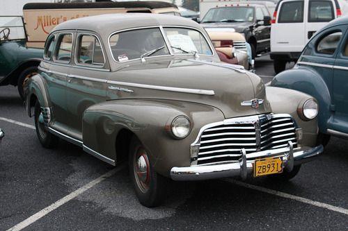 1942 Chevrolet Special Deluxe 4 Door Sedan Chevrolet Sedan Chevy