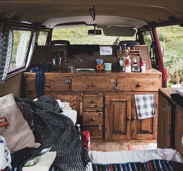 Pin By Christian On Camper Vans