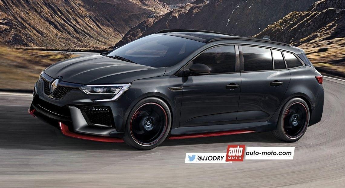 Renault Should Make This Megane Rs Break Autos Bilder