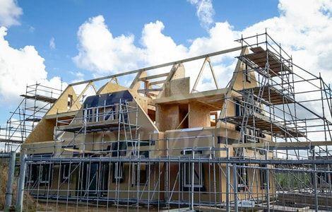 Houten Woning Ideeen : Www.jarohoutbouw.nl 0341 262663 aannemer in elspeet houten huis
