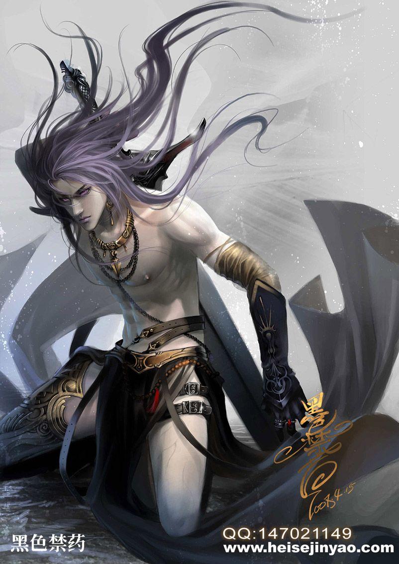 warrior in the dark by on deviantART
