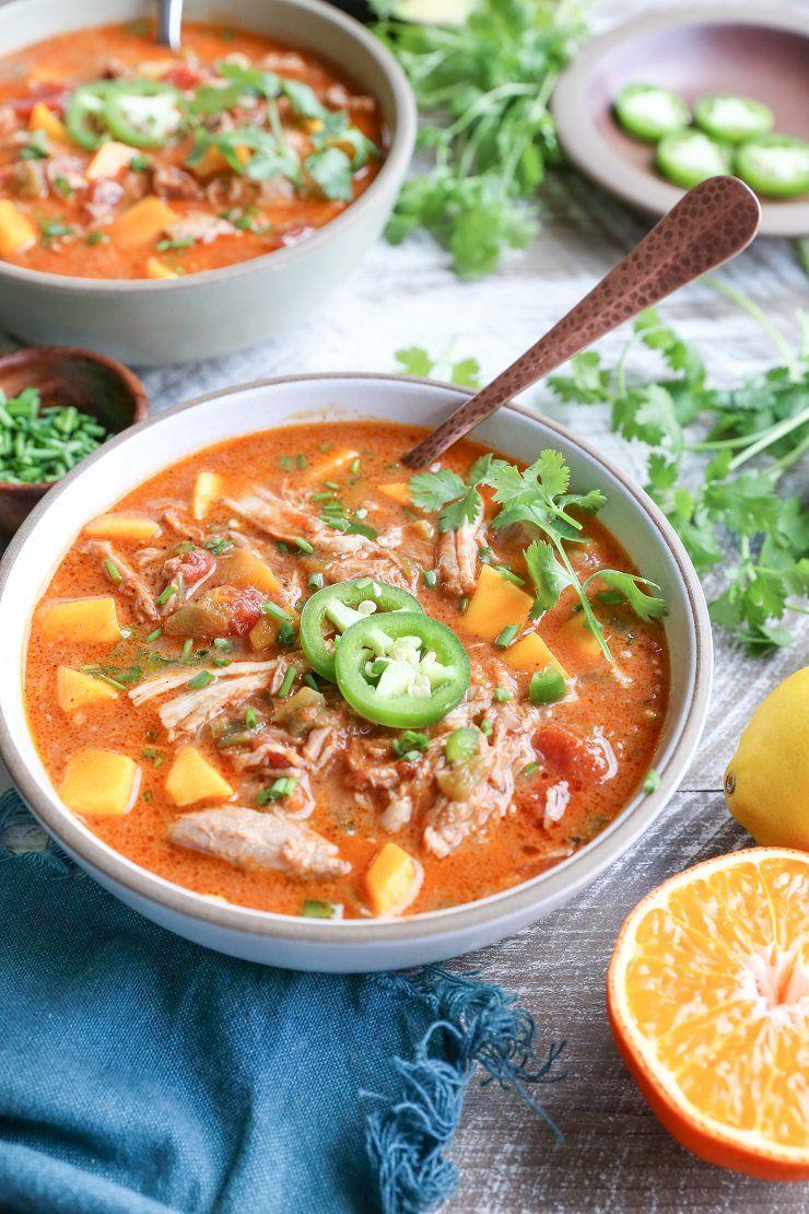 13 Comforting Crock Pot Soups | Healthy crockpot recipes ...