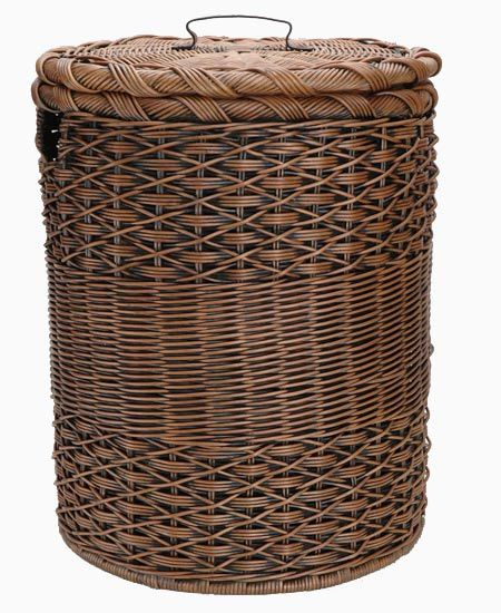 High Quality Wicker Laundry Baskets Hampers The Basket Lady Basket And Crate Laundry Basket With Lid Home