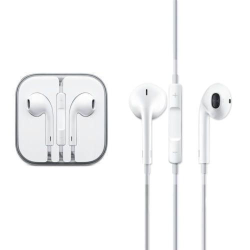 Original Apple Earpods Earphones Headphones Headset For Iphone Smartphones Apple Earphones Iphone Headphones Apple Headphone