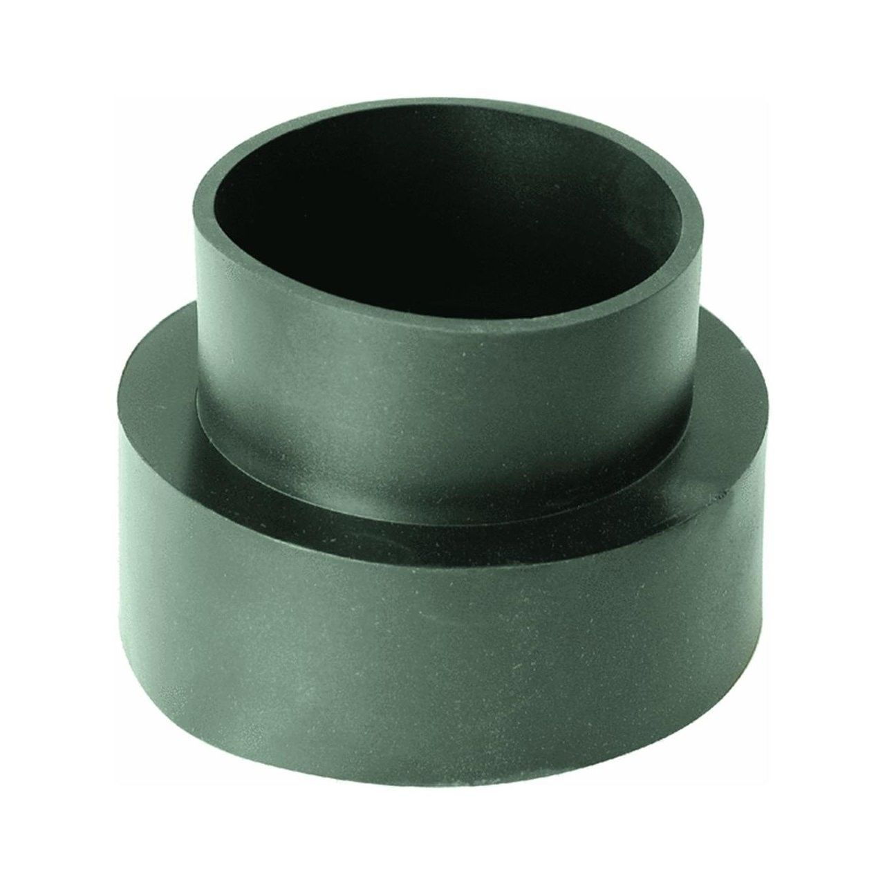 Fernco Dsc 43 4 Inch X 3 Inch Downspout Connector Downspout Downspout Drainage Downspout Adapter