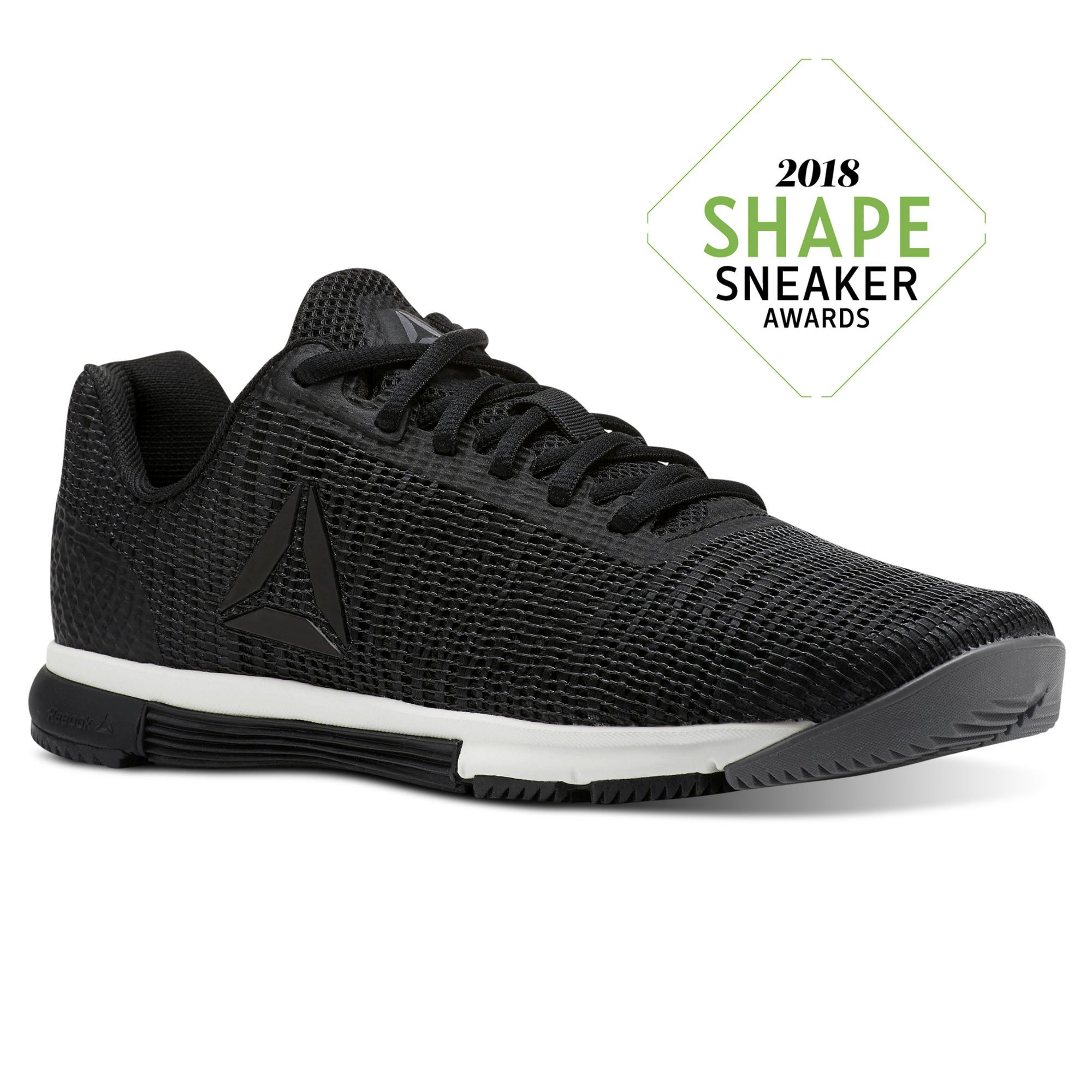 124d7098af38 Reebok Women s Speed TR Flexweave® in Shark   Black   Chalk Size 7.5 ...