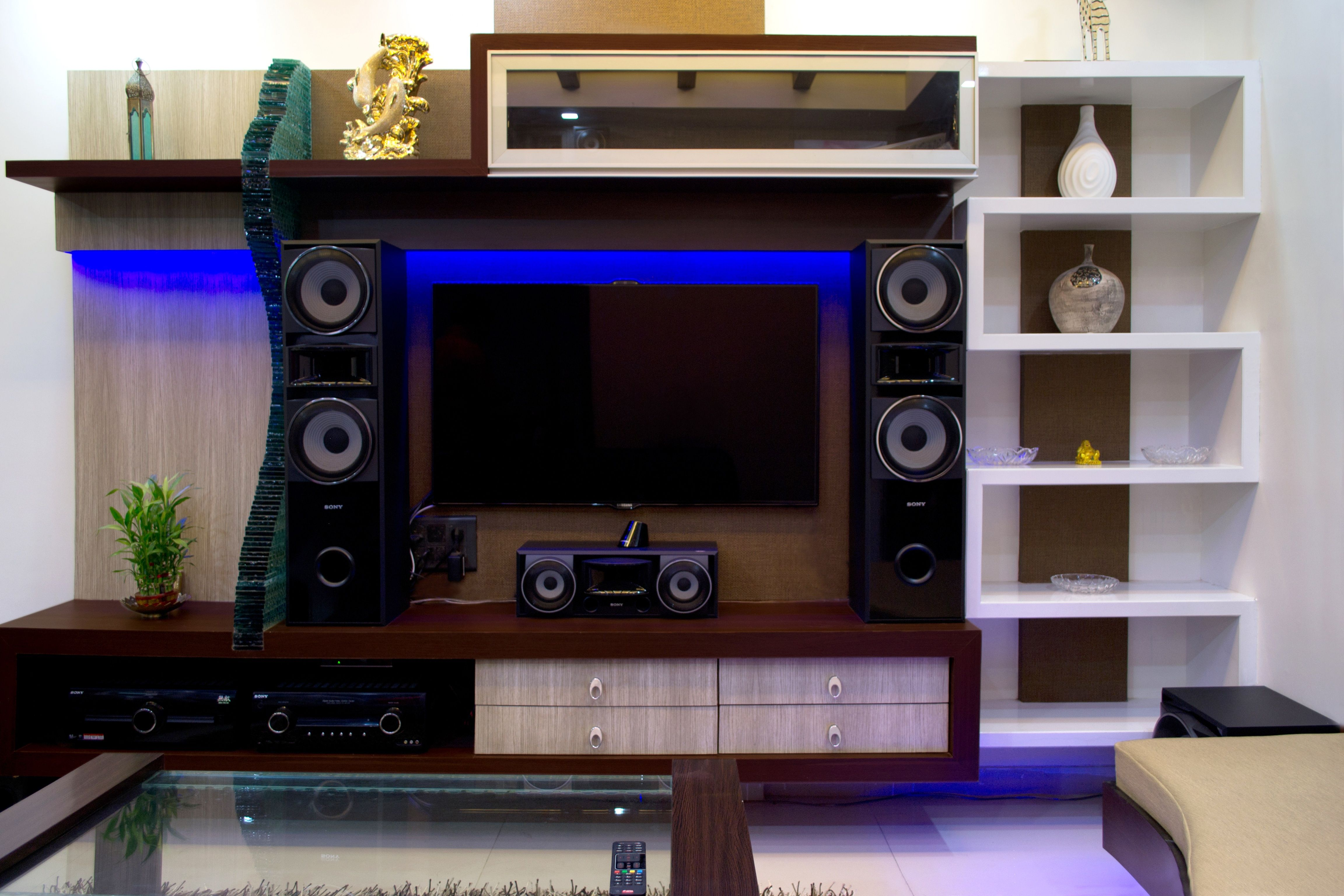 Contemporary Tv Unit My Interior Design Projects In 2019