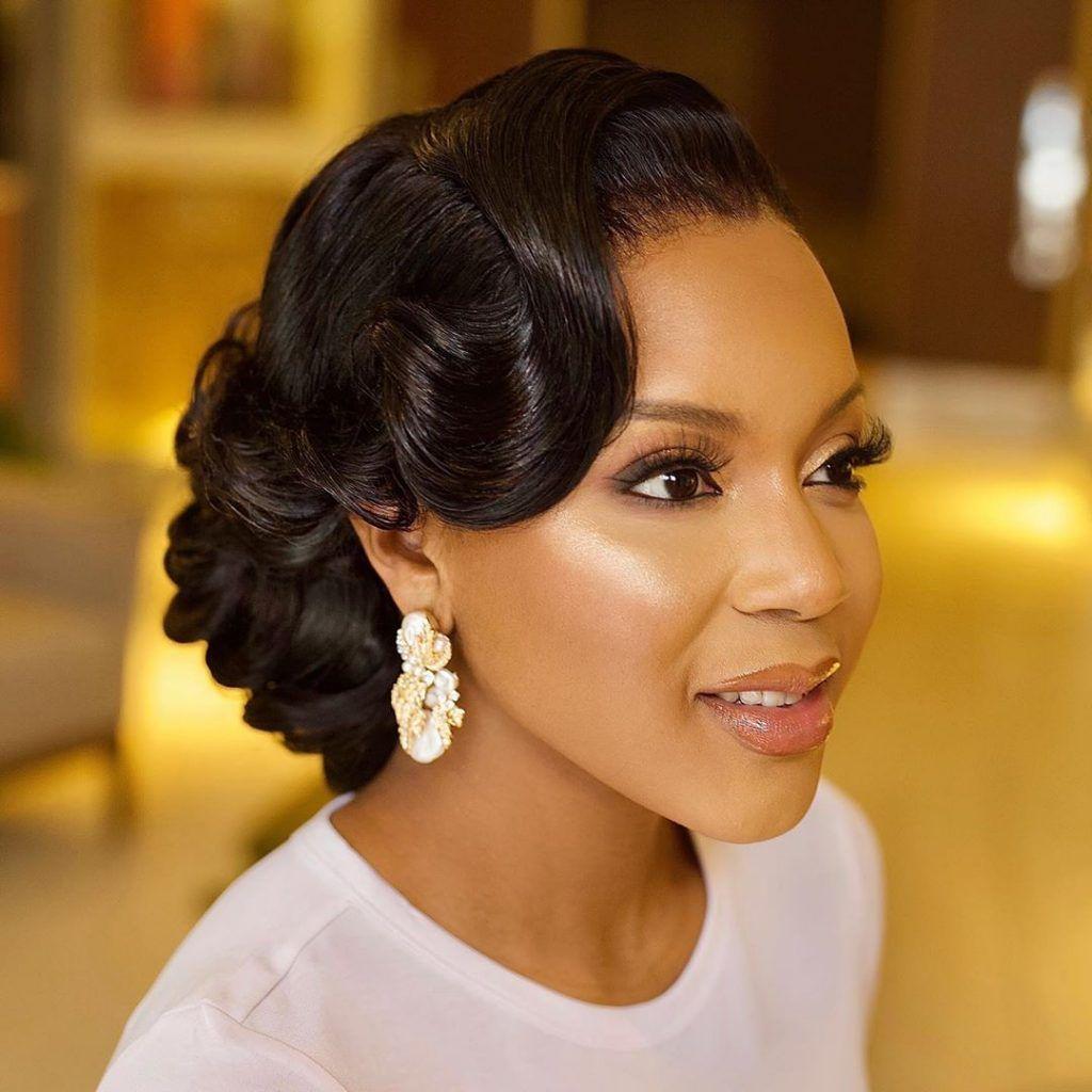 Wedding Hairstyles For Black Females