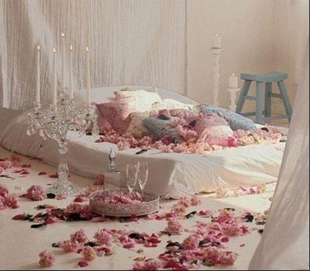 Schlafzimmer Deko Fur Hochzeitsnacht