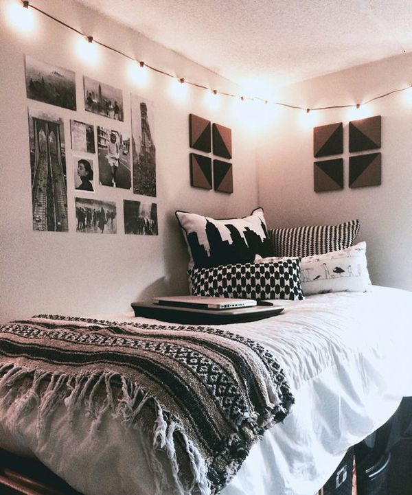 10 Super Stylish Dorm Room Ideas | Home Design And Interior & 10 Super Stylish Dorm Room Ideas | Home Design And Interior | Girls ...