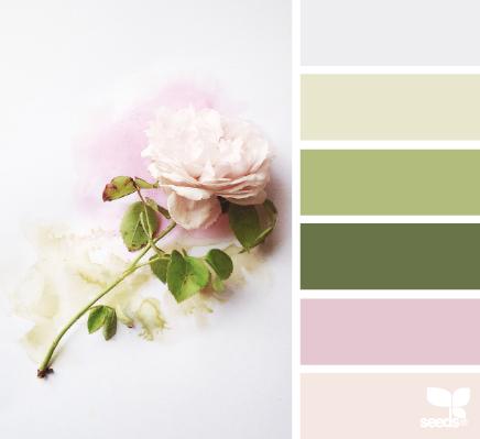 [flora hues] color pallete, uma boa paleta de cores clarinha, básica para casamentos http://design-seeds.com/home/entry/flora-hues78