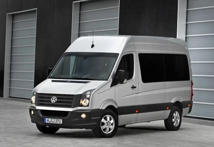 Volkswagen Crafter Kombi for sale -   autotras Auto