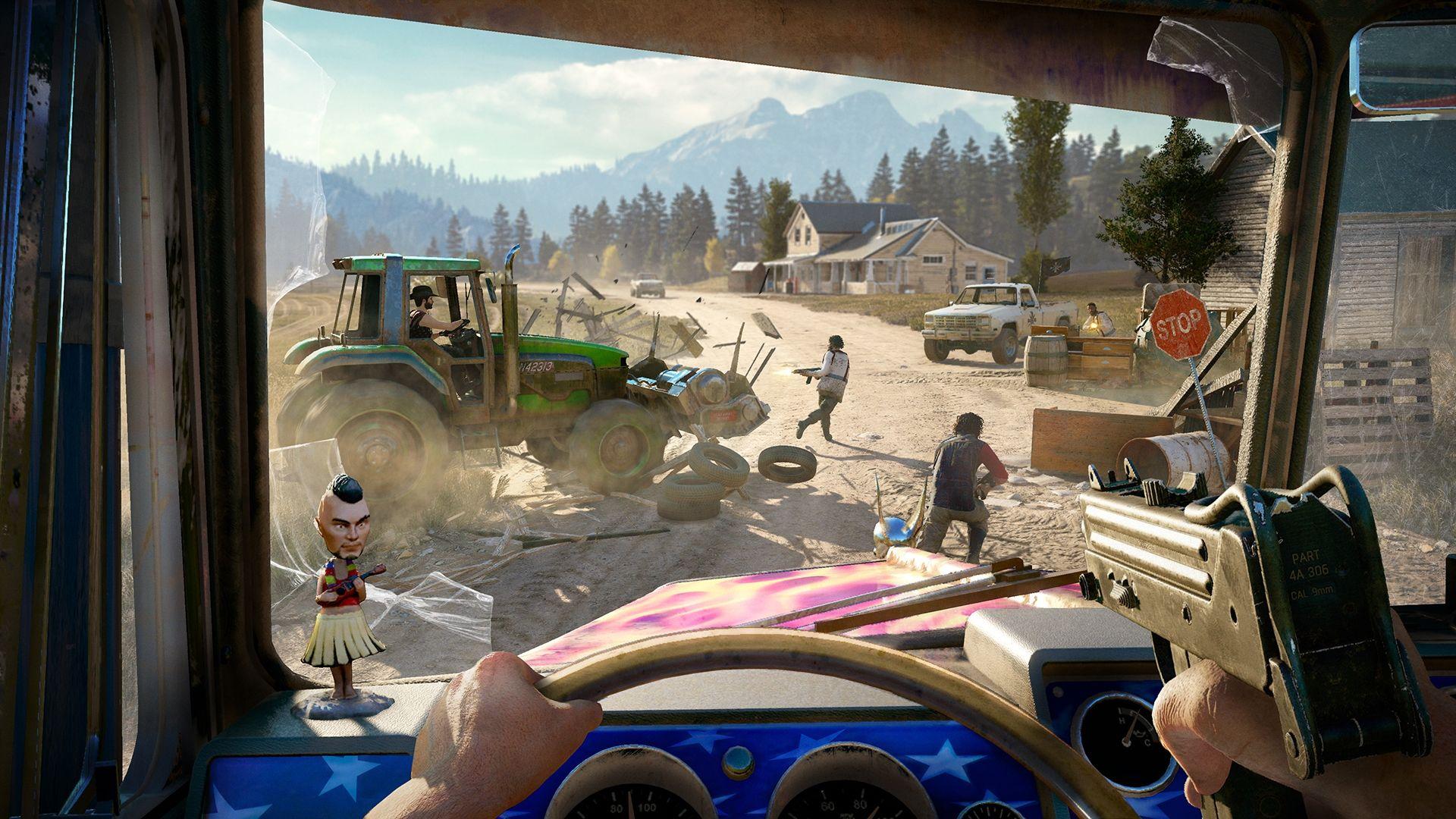 Far Cry 5 Gold Edition Far Cry New Dawn Deluxe Edition Bundle Ultimate Edition Affiliate Edition Gold Cry Dawn Far Cry 5 Ubisoft Xbox One