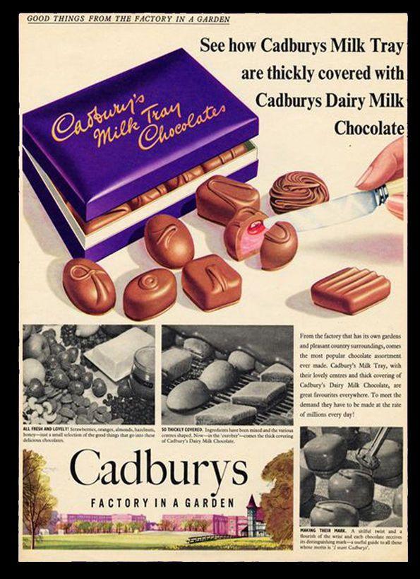 Milk Chocolate Munchmallow biscuit sweet Vintage Advert Retro Metal Sign home