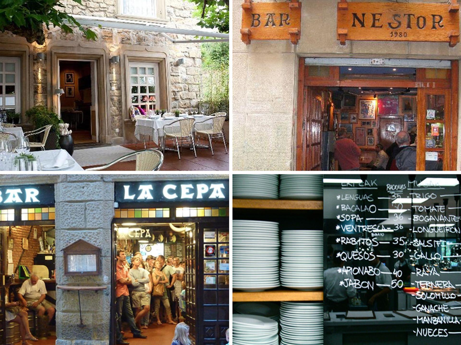 13 Essential Restaurants In And Around San Sebastian