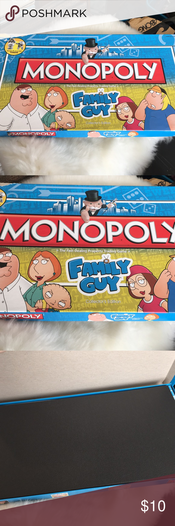 Family Guy Monopoly Family Guy Monopoly.. so much fun