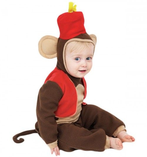 Dress your baby or toddler up in the hottest costumes this Halloween. From fuzzy animals to little princesses we have the perfect baby u0026 toddler costumes.  sc 1 st  Pinterest & Pmg+Fez+Monkey+Baby+Costume+Baby+Costume+|+Clothing | Kids Costumes ...