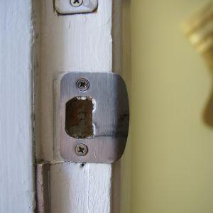 Tips For Diagnosing And Remedying The Effects Of External Factors On Door Hardware Door Locks Door Lock Security Security Door