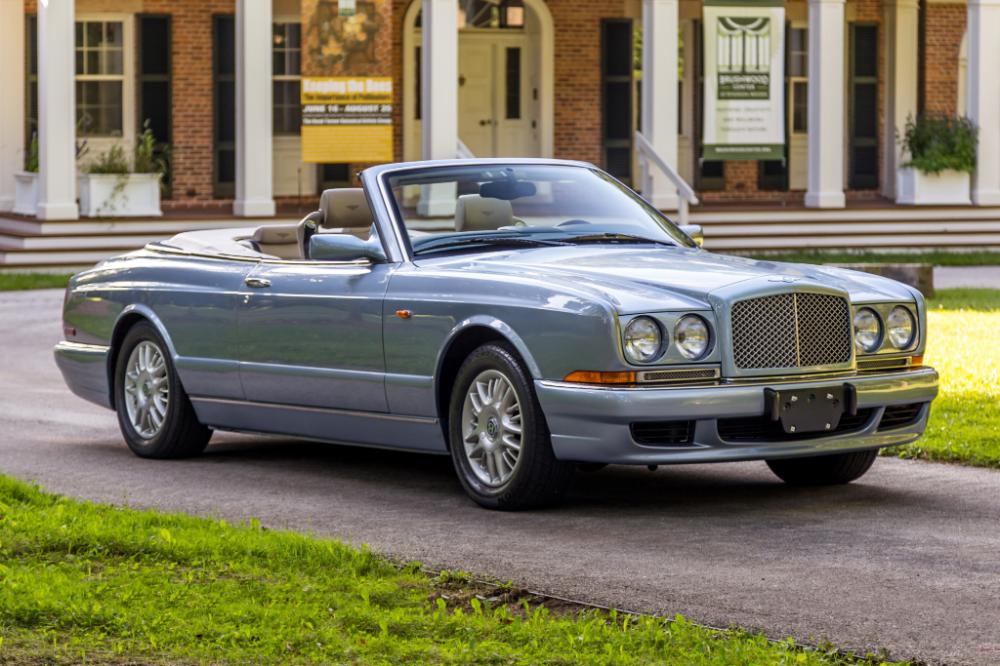 28k Mile 2002 Bentley Azure