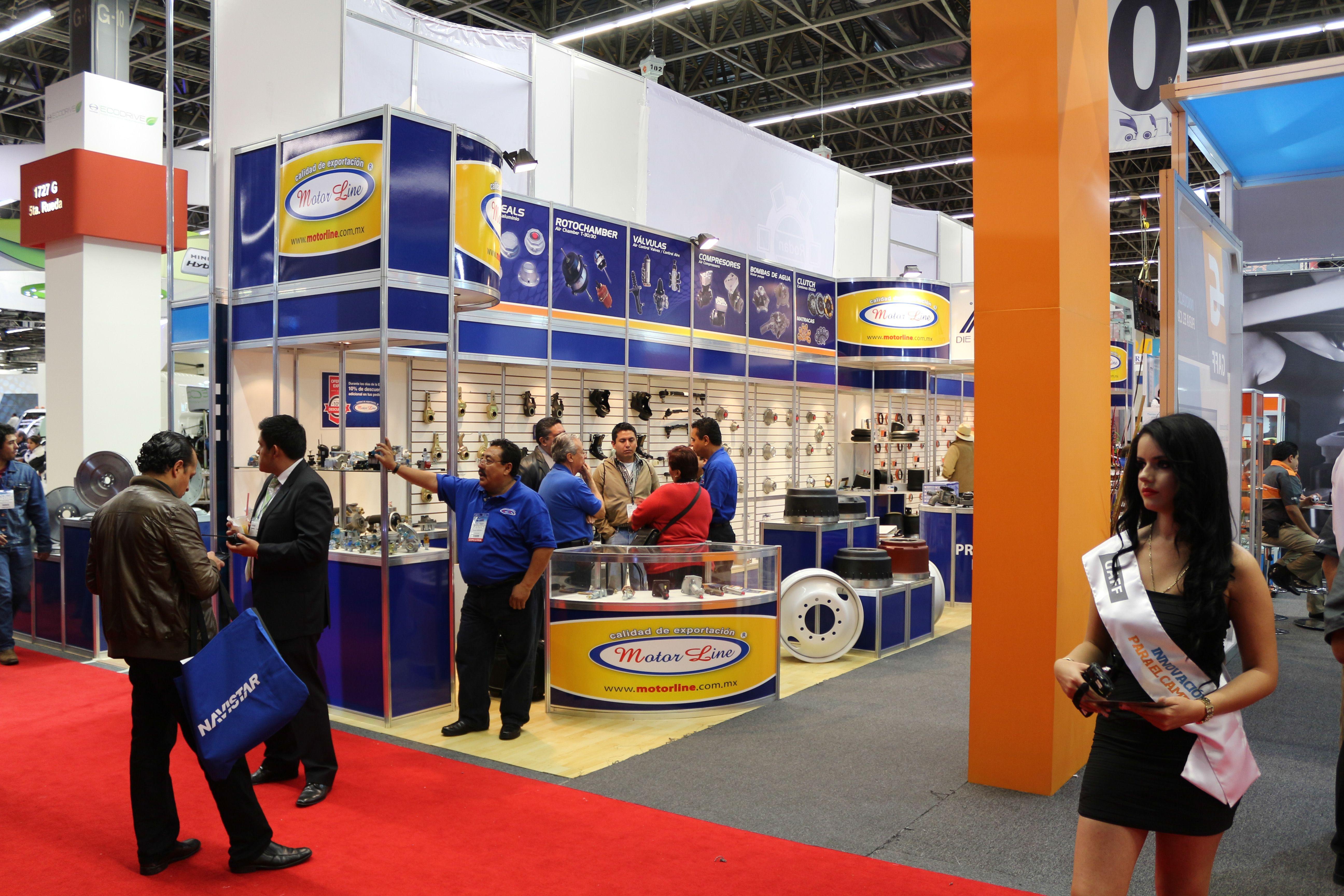 Comienza la participación en Expo-Trasporte 2013