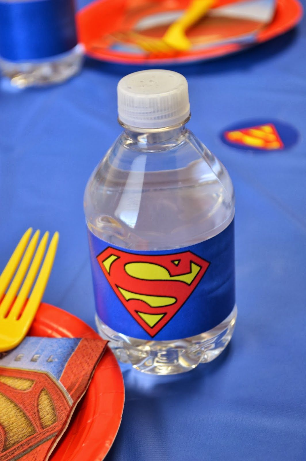 Superman Party Ideas  Superman Party Ideas  Pinterest  Birthdays ...