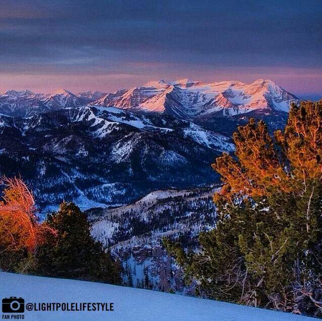 Wasatch Mountains Salt Lake City Utah Tourism Lake Photography Park City Utah