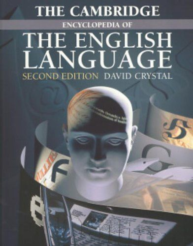 The Cambridge Encyclopedia Of The English Language Http Www