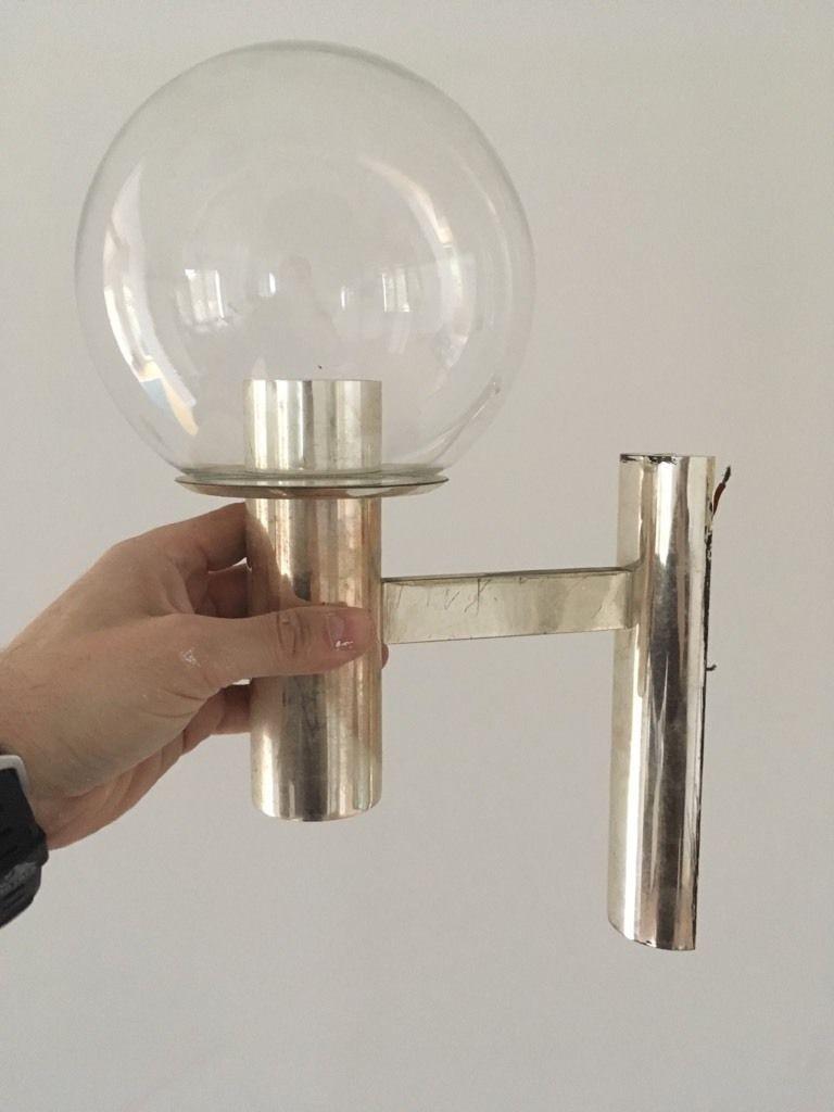 Zwei Flurlampen Ca 50er Jahre Abzugeben Lampen Ca 50erjahre In