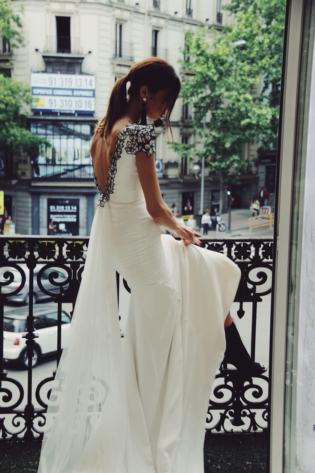 Pin en Vestidos novia