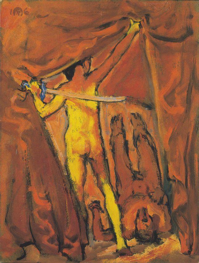 Judith (1916) Koloman Moser