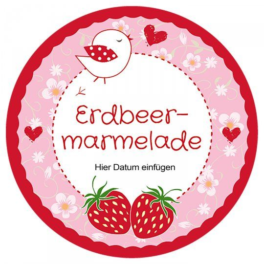 Marmeladenetiketten Kostenlose Etiketten 14