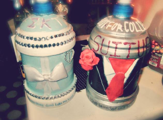 fraternity jugs