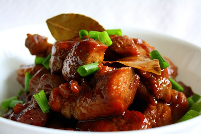 Manila Spoon: Ultimate Pork Adobo (Chinese Style)