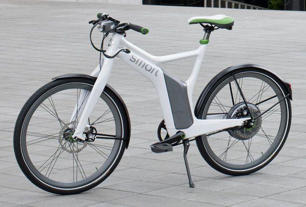 The smart e-bike