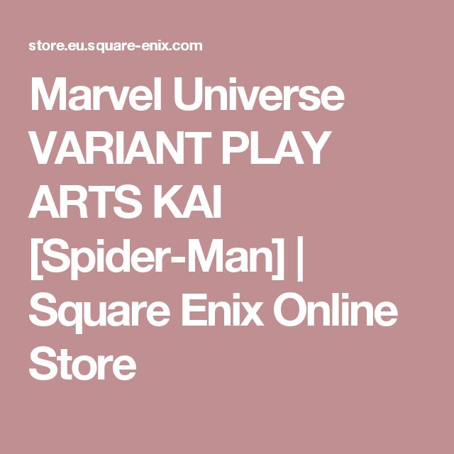 Marvel Universe VARIANT PLAY ARTS KAI [Spider-Man] | Square Enix Online Store
