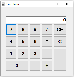 In This Post We Will See How To Create A Simple Calculator In C