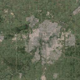 Map Of Nisku Canada Saipem Construction Yard Edmonton, 1604 8 st, Nisku, Alberta