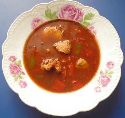 Kubanische Fischsuppe