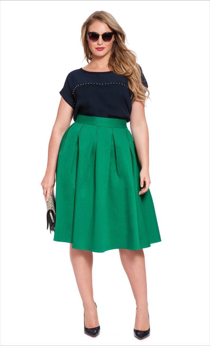 29202cb14c1df Studio Midi Skirt
