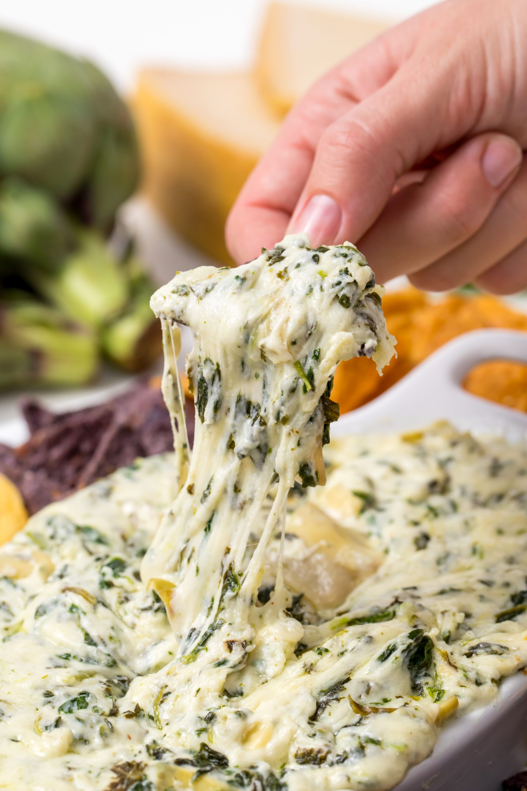 The Best Easy Instant Pot Copycat Applebee S Artichoke And Spinach Dip Recipe Recipe Artichoke Dip Recipe Spinach Dip Recipe Creamy Spinach Dip