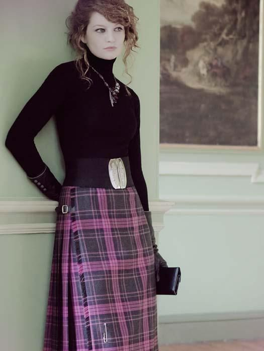 89dba519e01b Kilted Skirt Maxi Length Special Order - Traditional Tartan Skirts - Tartan  Skirts & Kilted Skirts - Womens Clothing - Womens | Kinloch Ande.