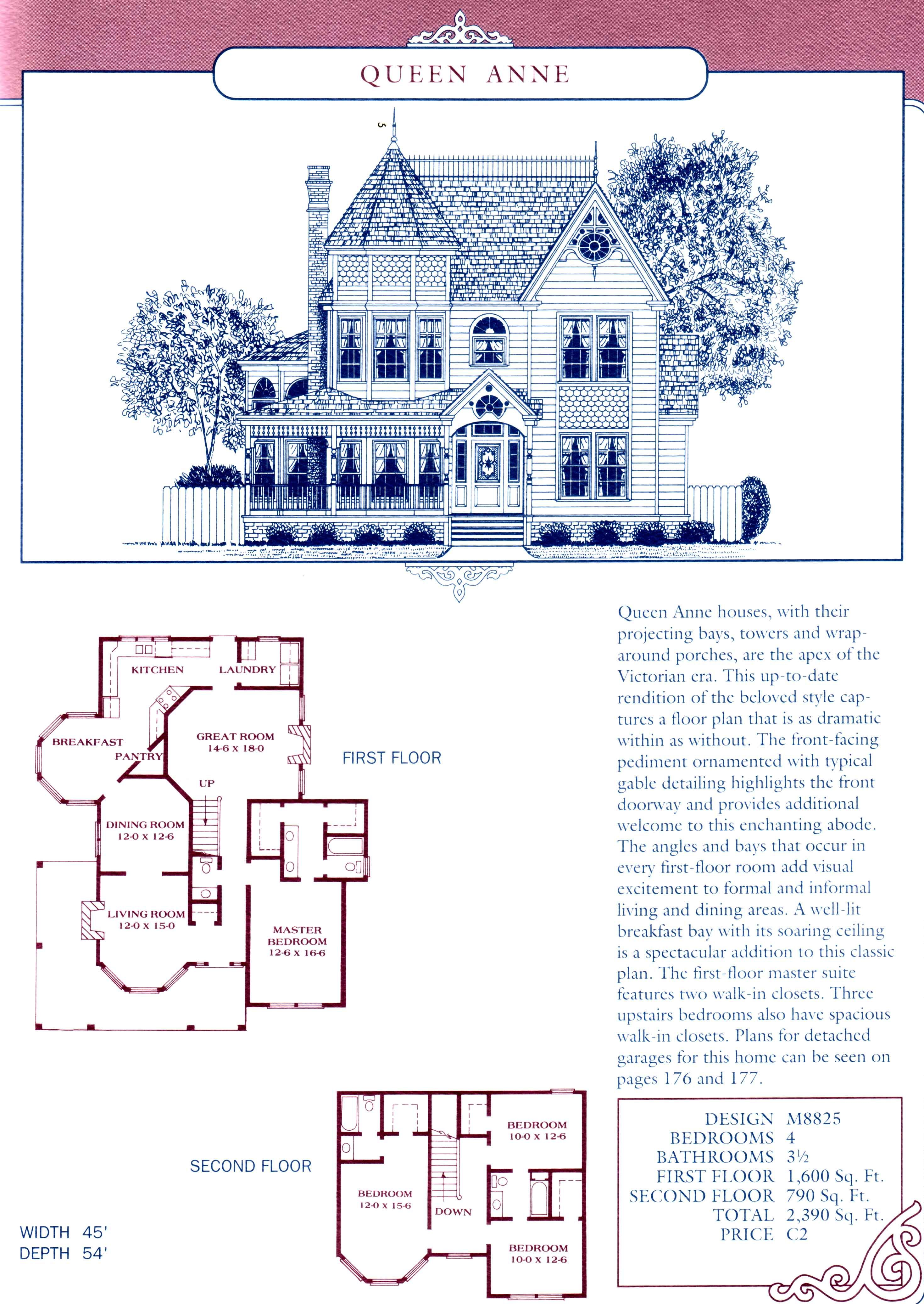 Pin By Midnight Cricket On Architecture Plan Queen Anne House Architecture Plan Historic Buildings