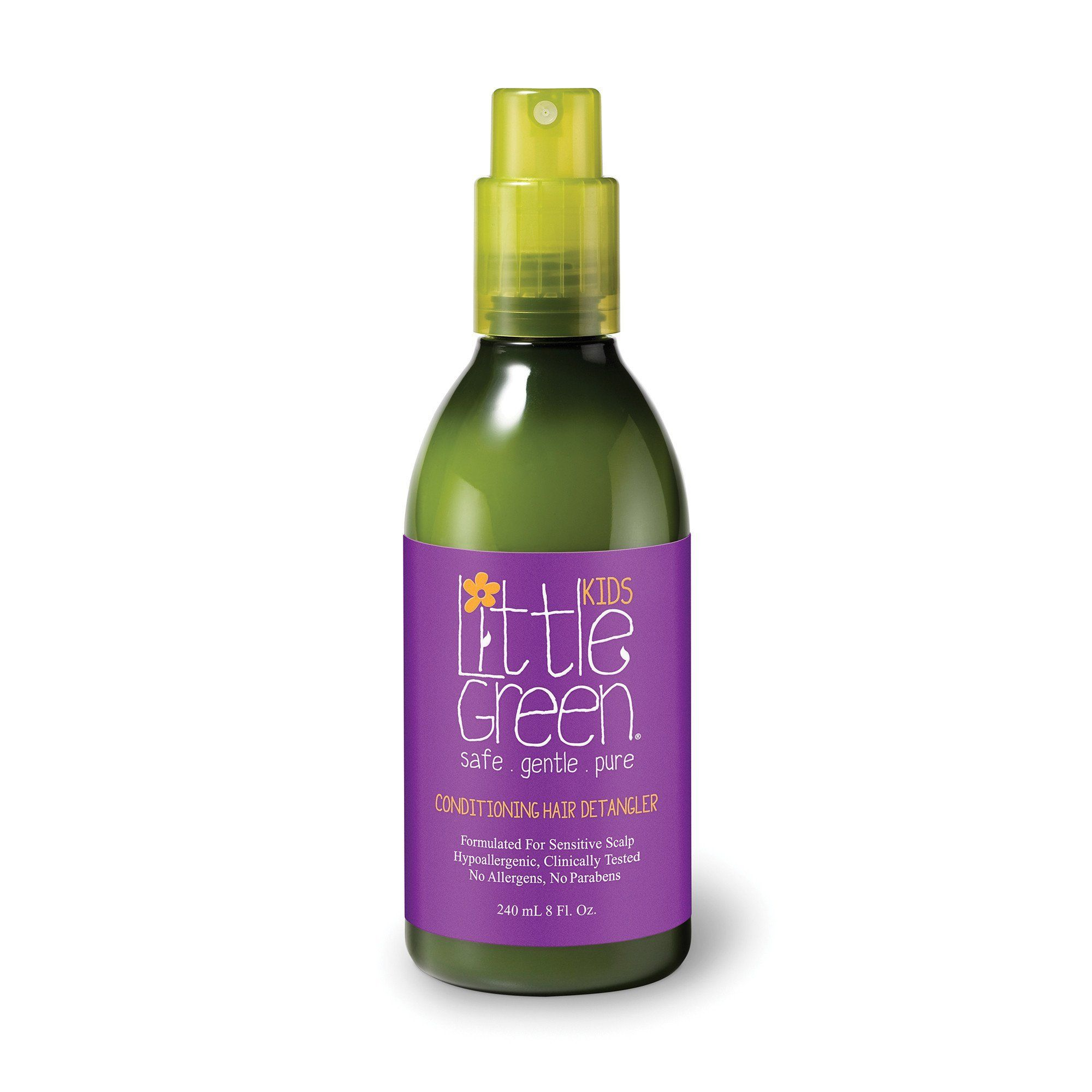 Little Green Conditioning Hair Detangler 8 Fl. Oz Hair