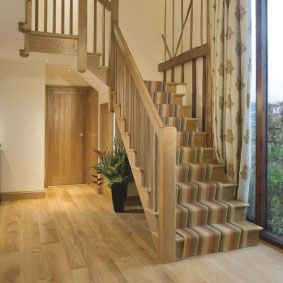 Charmant Oak Staircase With Carpet Loft Staircase, Staircase Makeover, Staircase  Ideas, Timber Stair,