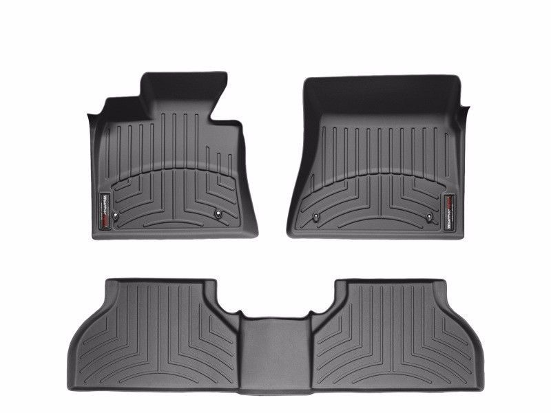 New Weathertech Floor Mat Floorliner For Jeep Grand Cherokee 2013 2015 Black Weathertech Weather Tech Kia Sorento Toyota Tacoma Double Cab