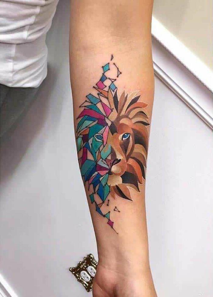 Las Mejores Partes Del Cuerpo Para Hacerte Un Tatuaje Art