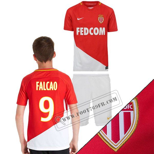 Maillot Domicile AS Monaco achat