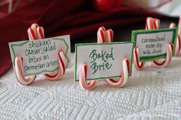 Keep Calm and Call Mom Christmas Food \