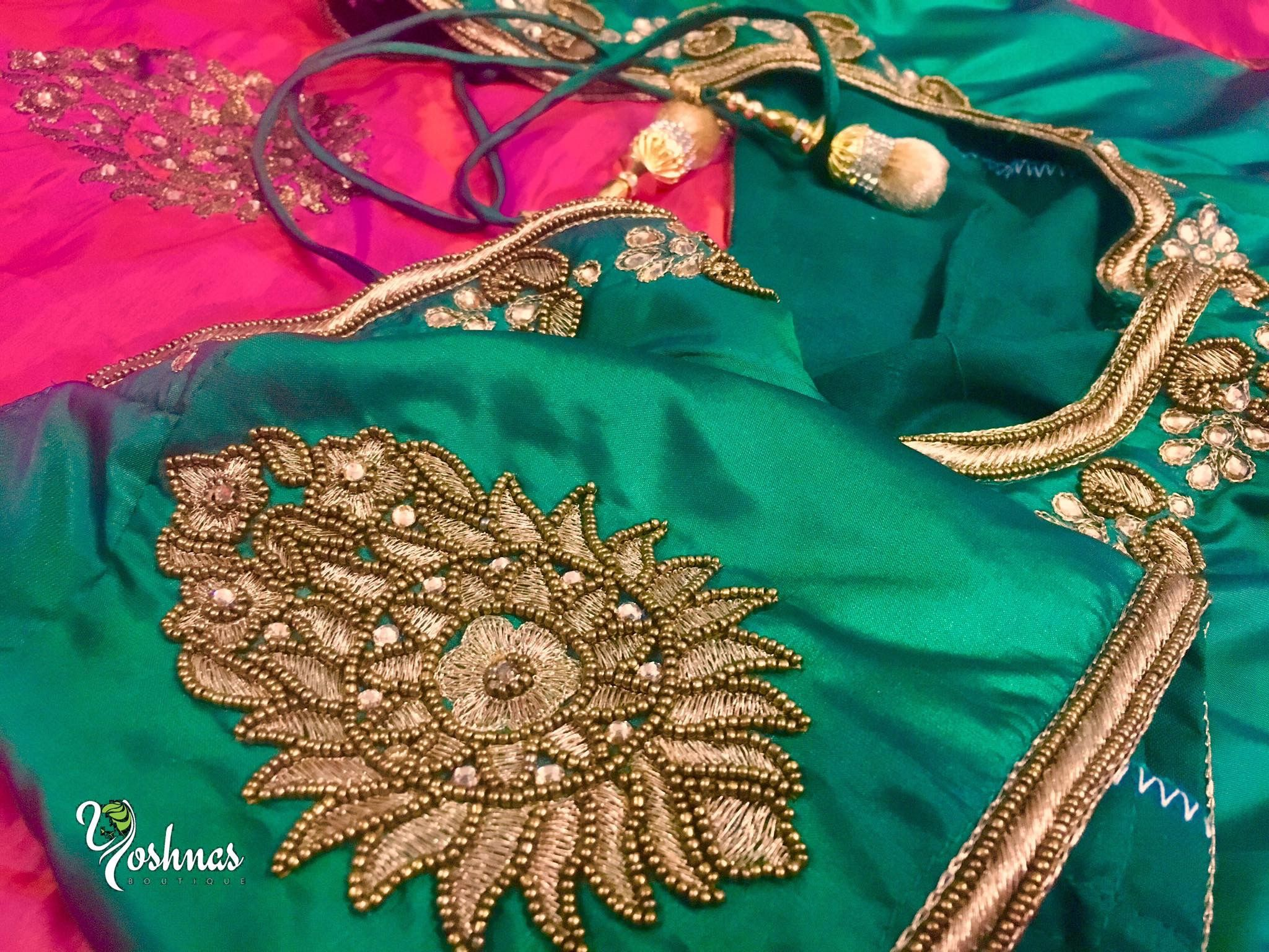 Pin by nandhini raj on blouse designs pinterest blouse designs blouse patterns blouse designs embroidery patterns hand designs saree blouse apply stitching bankloansurffo Images